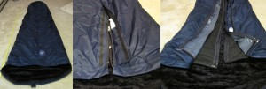outer layer attached